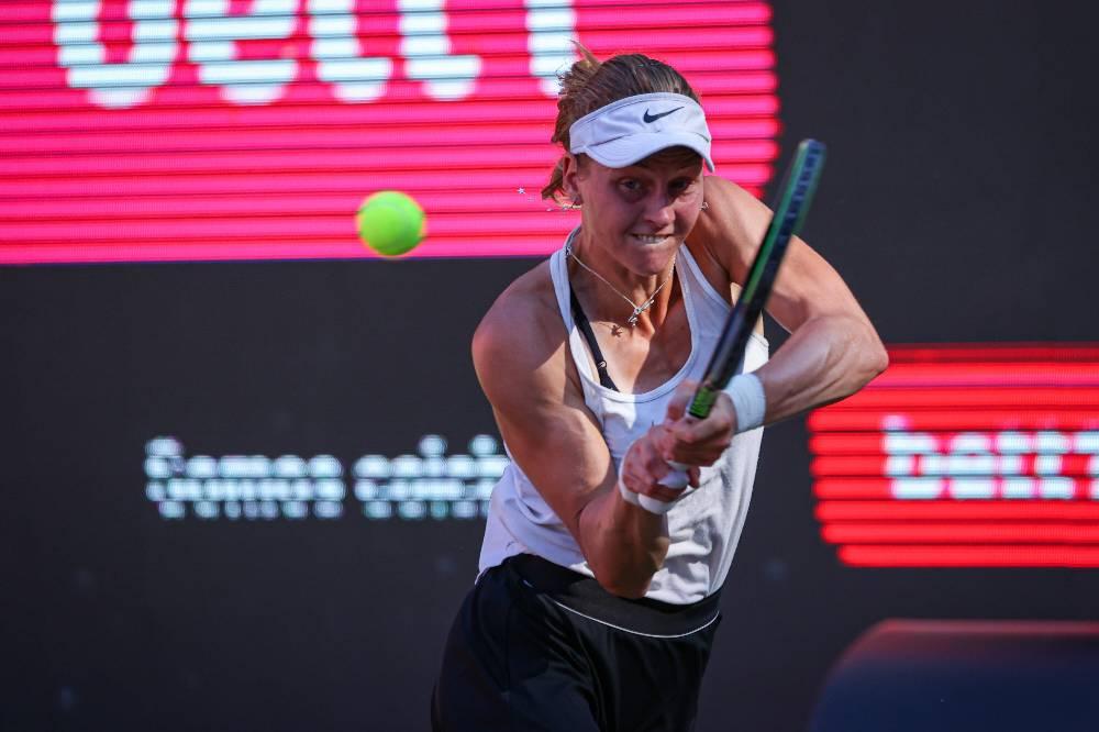Российская теннисистка Самсонова выиграла первый турнир WTA в карьере