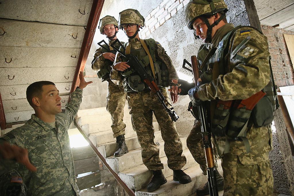 В США выделили резервные $100 миллионов для оказания военной помощи Киеву
