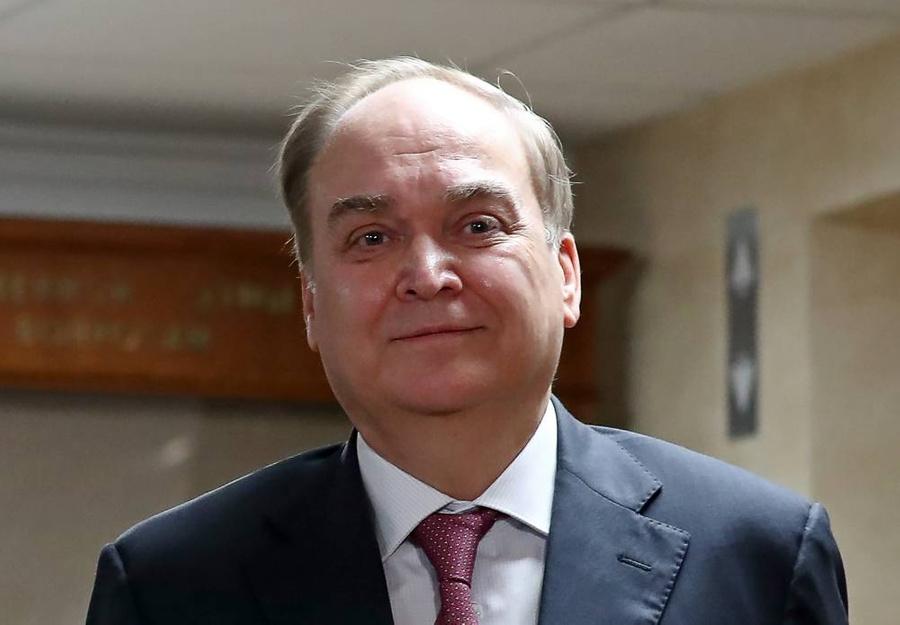 <p>Анатолий Антонов. Фото © ТАСС / Антон Новодережкин</p>