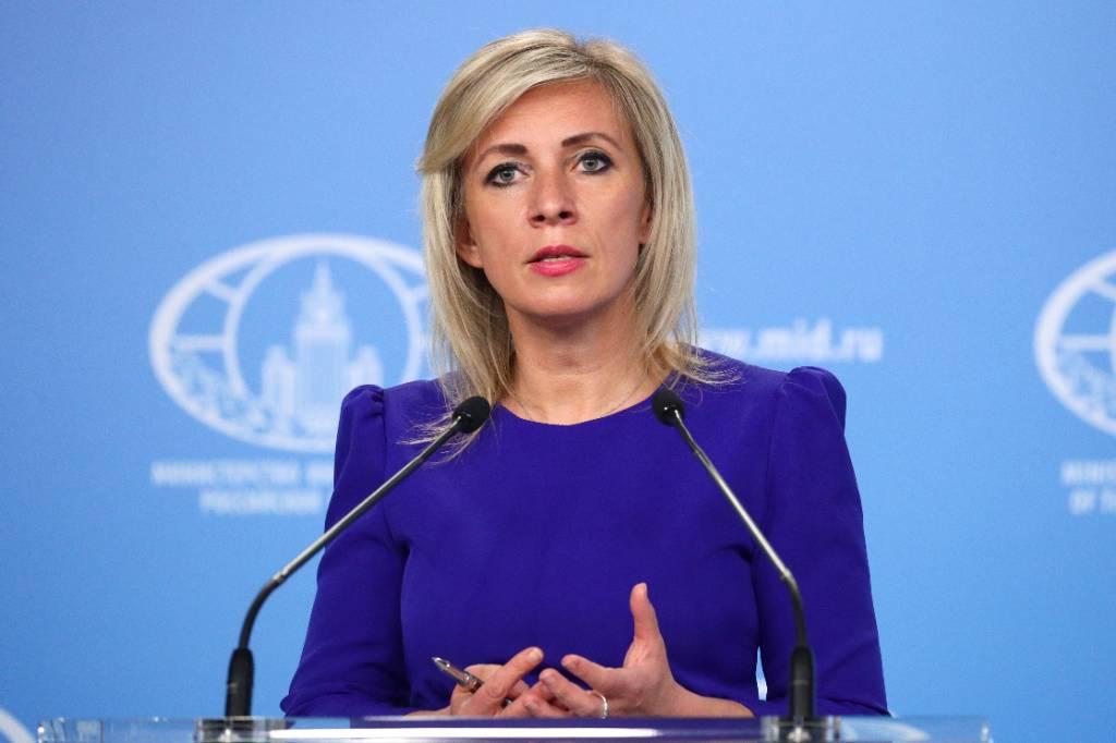 """""""Бег с препятствиями по карусели"""": Захарова раскрыла, зачем США готовят новые антироссийские санкции"""