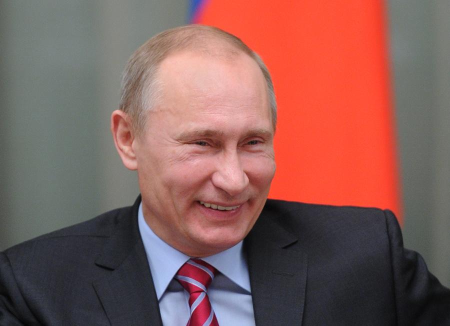 <p>Владимир Путин. Фото © ТАСС / Валерий Шарифулин</p>