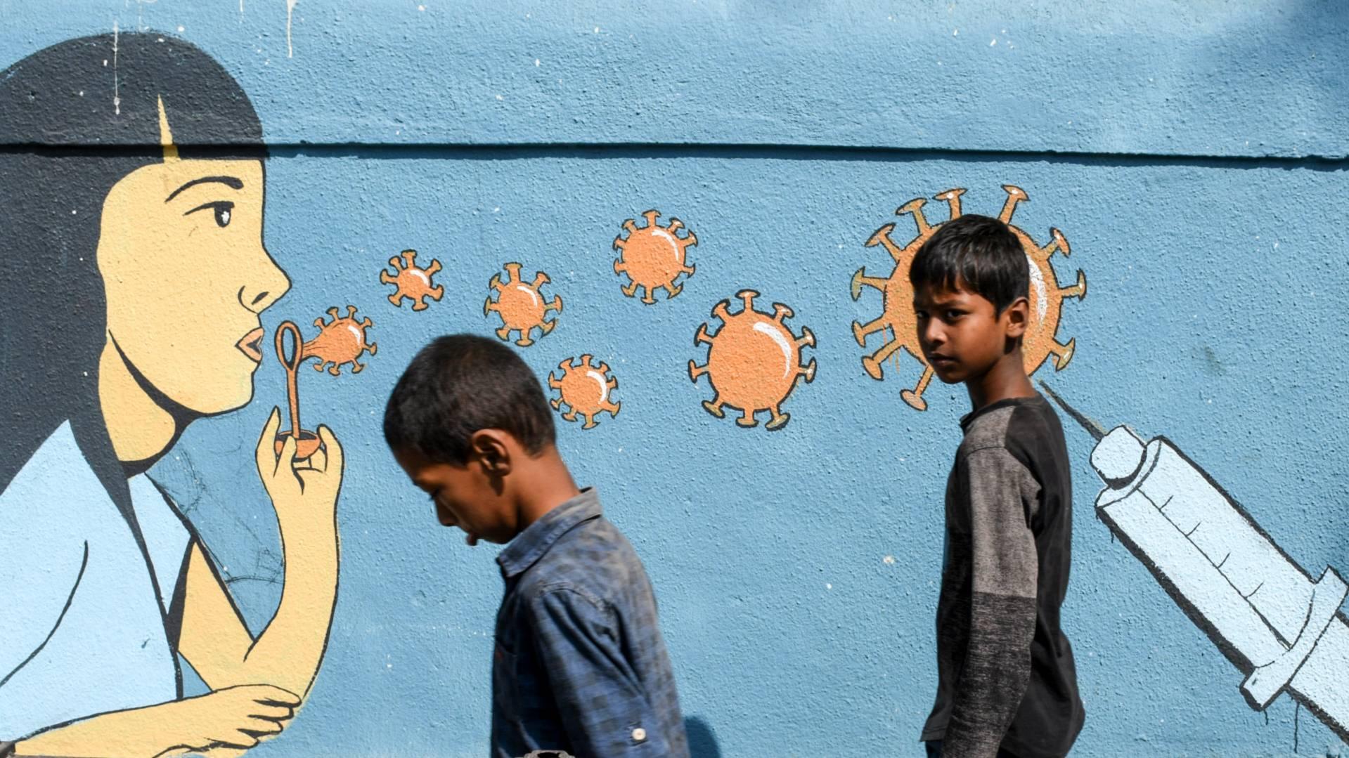 <p>Фото © Ashish Vaishnav / SOPA Images / LightRocket via Getty Images</p>