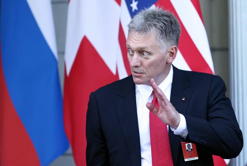 Песков заявил, что введение США санкций против России уже не зависит от Байдена
