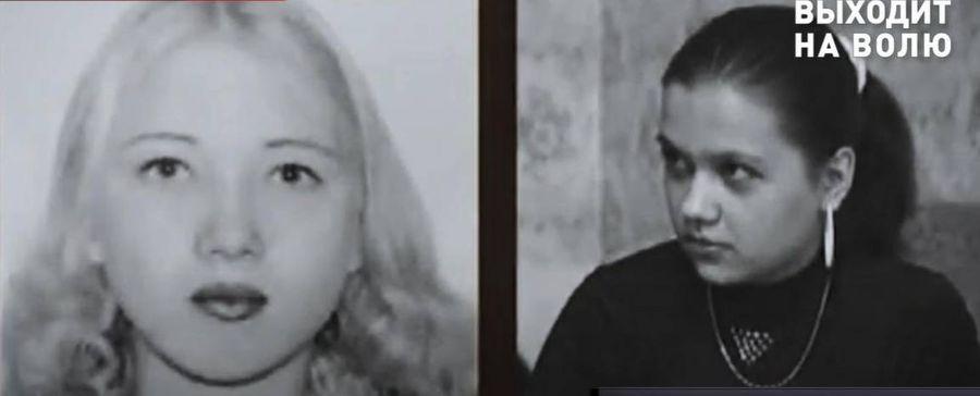 Похищенные Елена Самохина (слева) и Екатерина Мартынова. Скриншот © YouTube / НТВ