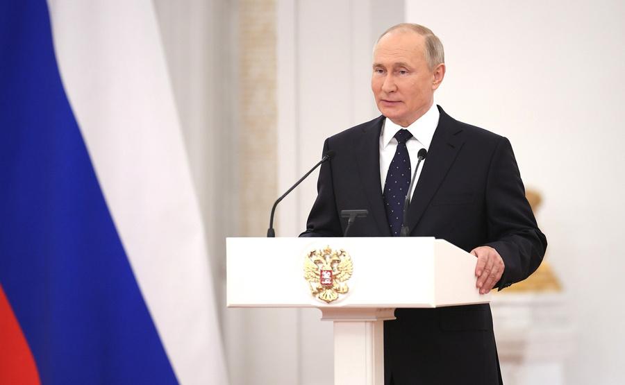 "<p>Фото © <a href=""http://kremlin.ru/events/president/news/65894/photos/65945"" target=""_blank"" rel=""noopener noreferrer"">Kremlin.ru</a></p>"