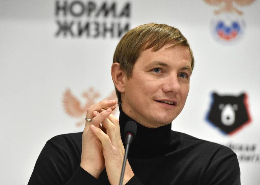 <p>Роман Павлюченко. Фото © Андрей Васильев / ТАСС</p>