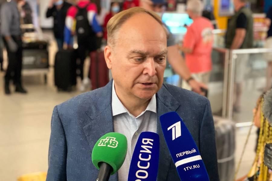 <p>Анатолий Антонов. Фото © ТАСС / Денис Акишев</p>