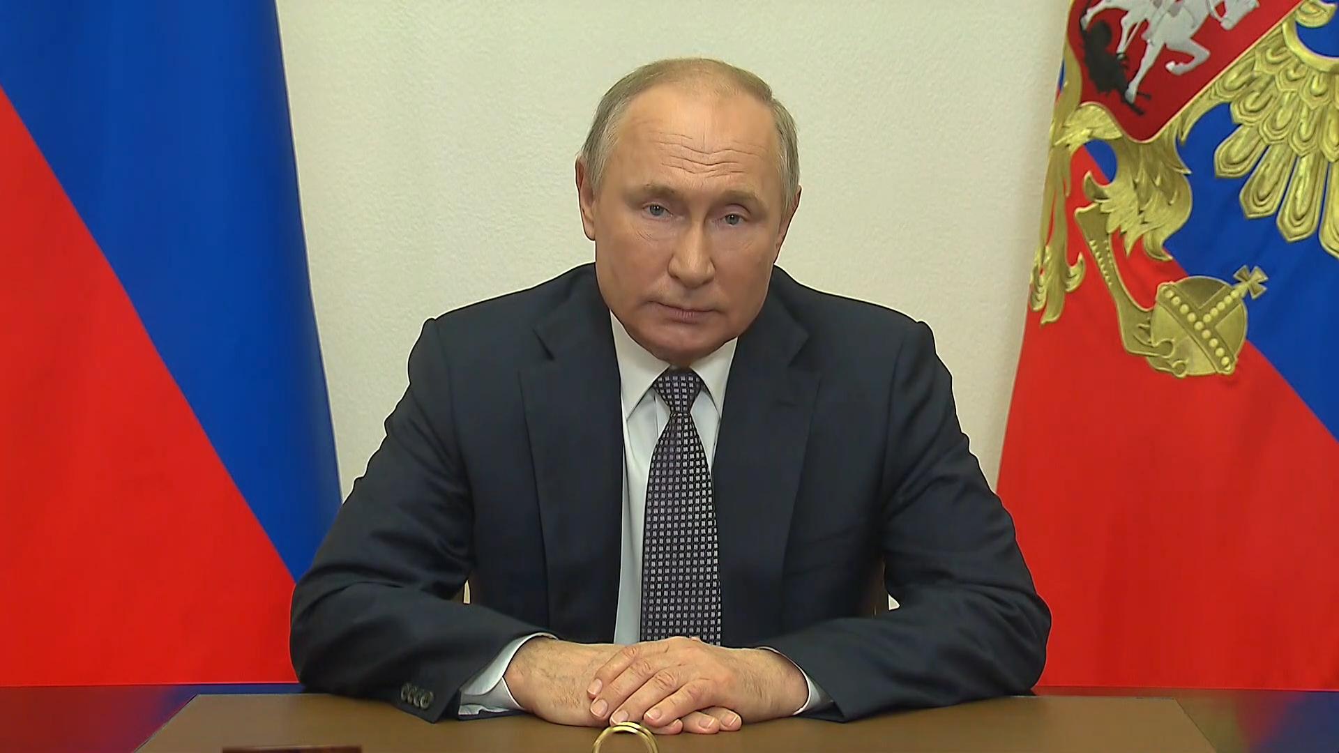 Путин: Россия будет содействовать деэскалации конфликтов
