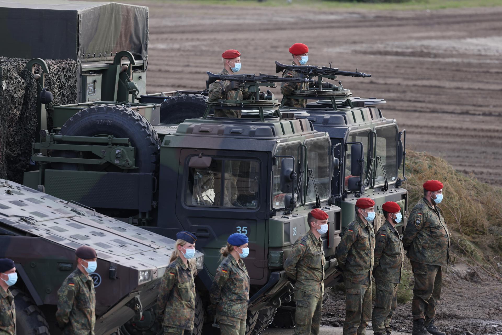 Не продержится и пару дней: Политолог заявил о минимальных шансах Германии в войне с Россией