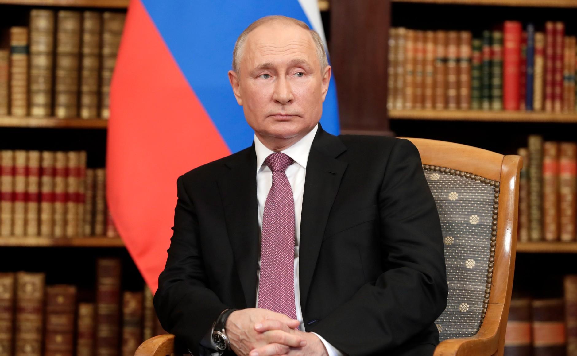 Путин призвал формировать все новые правила игры под эгидой ООН