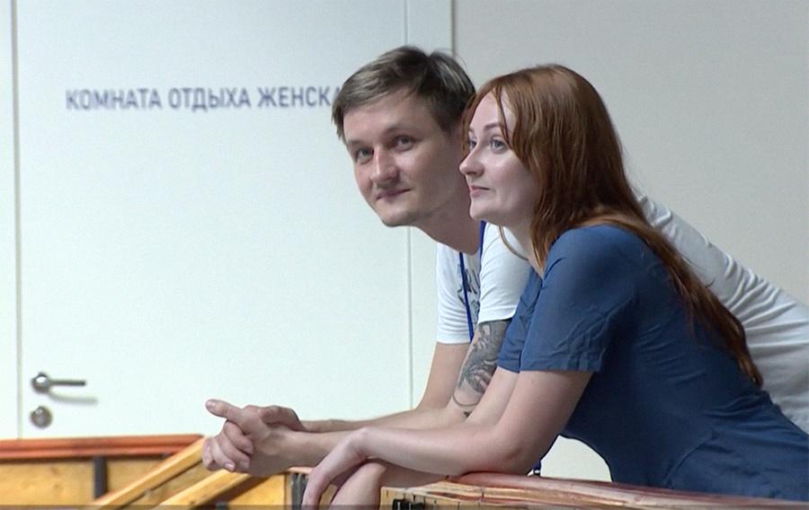 """<p>Фото © <a href=""""https://topspb.tv/news/2021/06/24/vrachi-aleksandr-i-darya-rabotayushie-v-gospitale-v-lenekspo-sygrayut-svadbu/"""" target=""""_blank"""" rel=""""noopener noreferrer"""">Телеканал </a>""""<a href=""""https://topspb.tv/news/2021/06/24/vrachi-aleksandr-i-darya-rabotayushie-v-gospitale-v-lenekspo-sygrayut-svadbu/"""" target=""""_blank"""" rel=""""noopener noreferrer"""">Санкт-Петербург</a>""""</p>"""