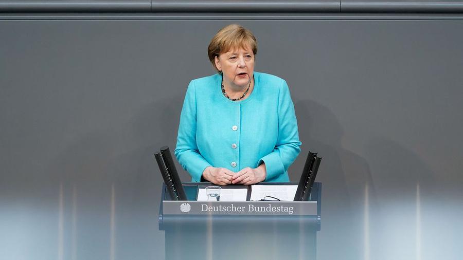 """<p>Ангела Меркель. Фото © <a href=""""https://www.bundesregierung.de/"""" target=""""_blank"""" rel=""""noopener noreferrer"""">Федеральное правительство Германии</a></p>"""