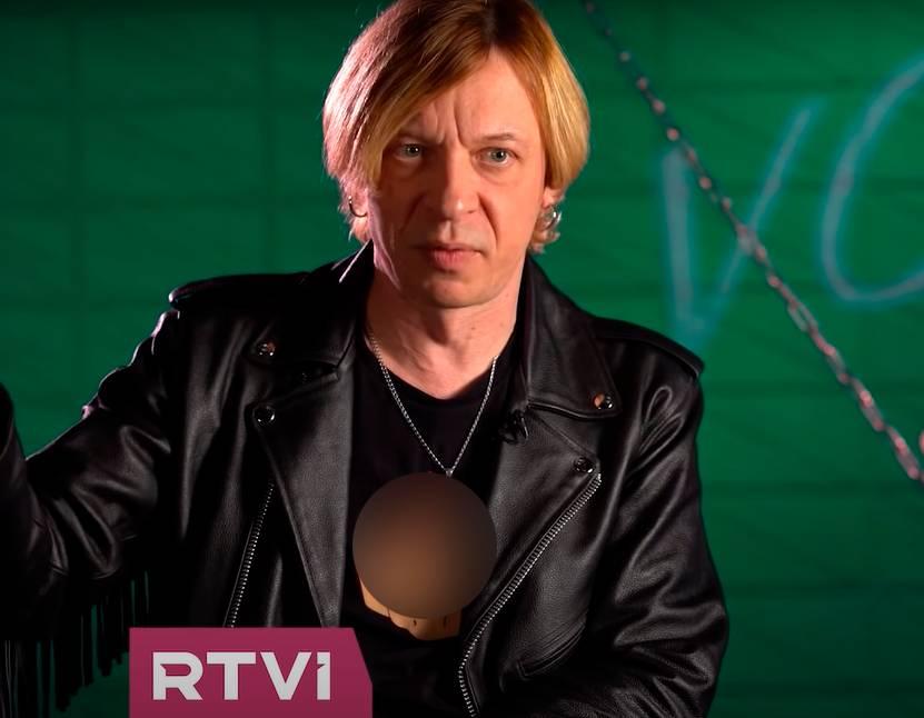Скриншот © YouTube / RTVI Развлечения