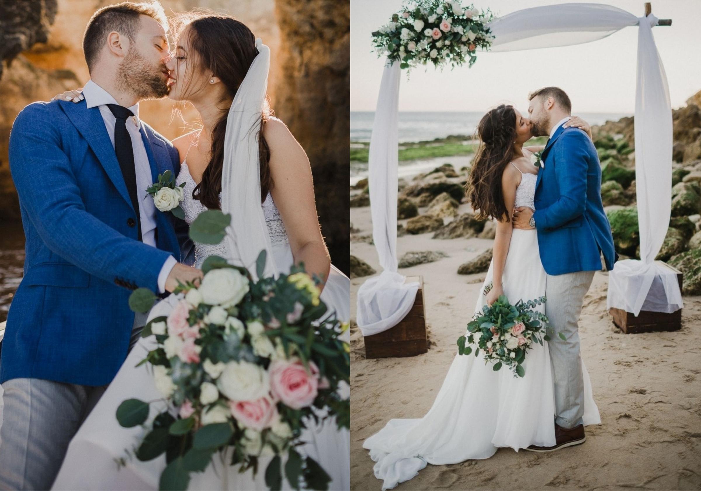 Фото © Facebook / Maria & Sandy Algarve Wedding Photographer