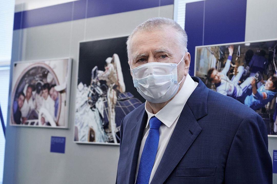 Жириновский возглавил список ЛДПР на выборах в Думу