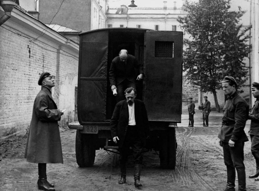 Фото © Государственный архив Российской Федерации / russiainphoto.ru