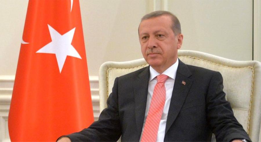 <p>Реджеп Тайип Эрдоган. Фото © Wikipedia</p>