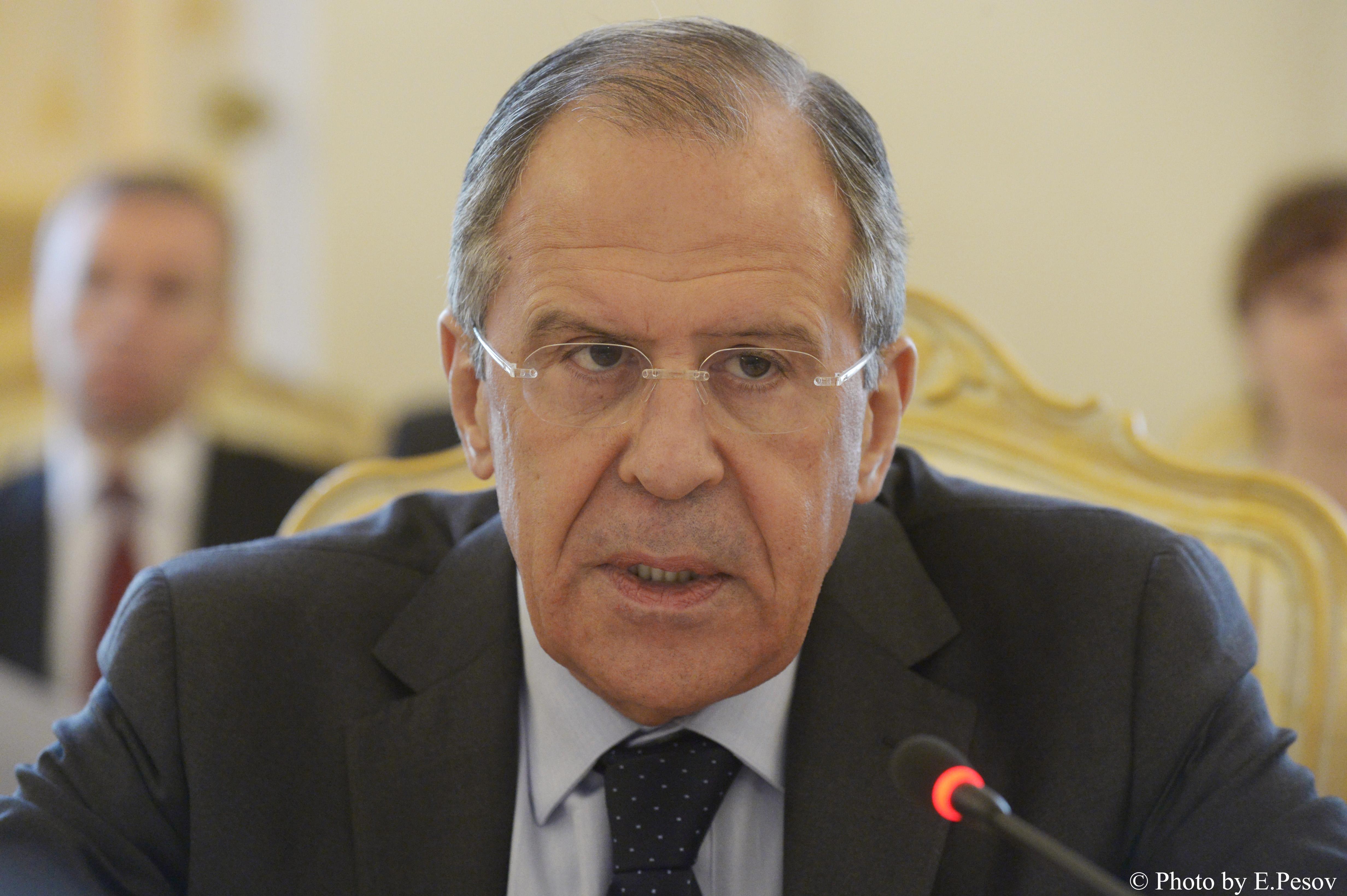Не успев родиться, была похоронена: Лавров прокомментировал провал инициативы о саммите Россия  ЕС
