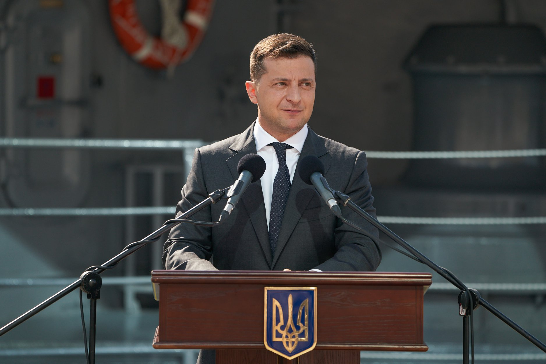 Зеленский потребовал гарантий для Украины по газу на 15 лет после запуска Северного потока  2
