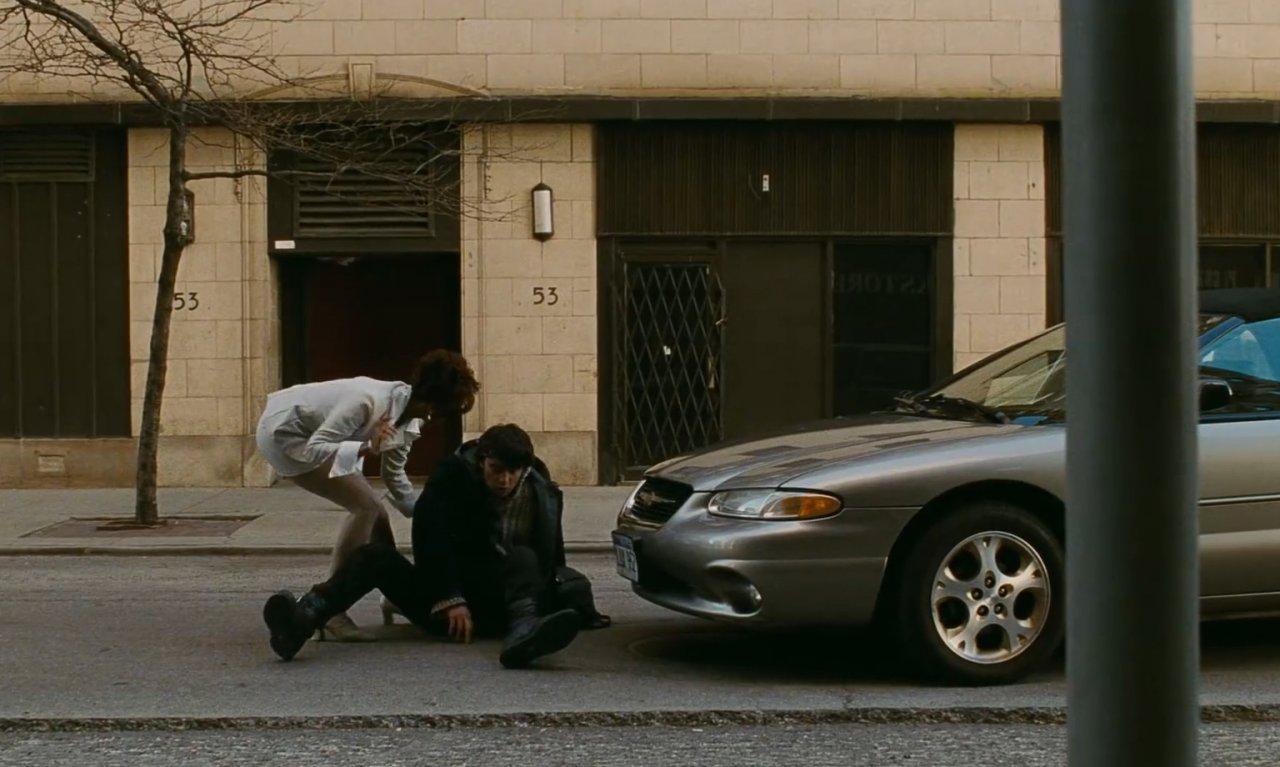 """Кадр из фильма """"Брат-2"""". Скриншот видео © YouTube / Кинокомпания """"СТВ"""""""