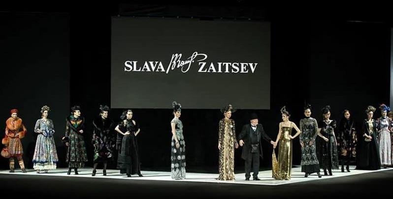 "<p>Фото © <a href=""https://www.facebook.com/SLAVAZAITSEVMOSCOW/photos/a.248856628542190/2158455140915653"" target=""_blank"" rel=""noopener noreferrer"">Facebook / Slava Zaitsev Московский дом моды</a></p>"