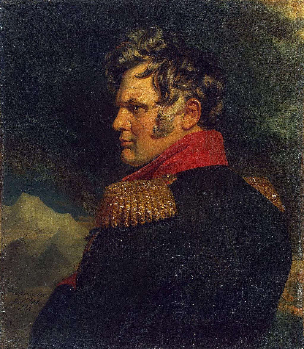 Алексей Ермолов. Фото © Wikipedia