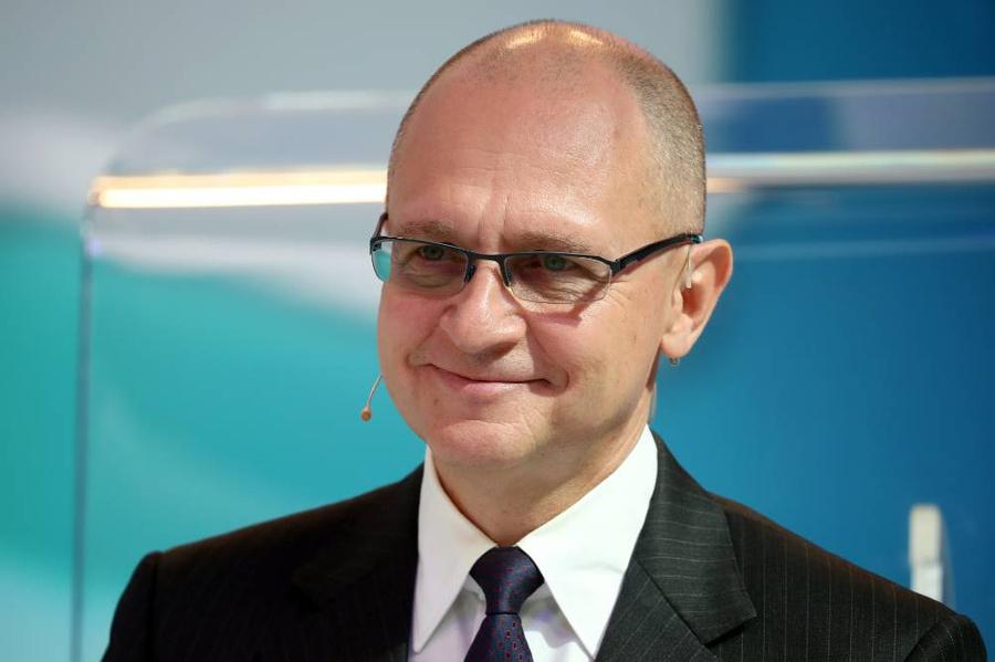 <p>Сергей Кириенко. Фото © ТАСС / Михаил Терещенко</p>