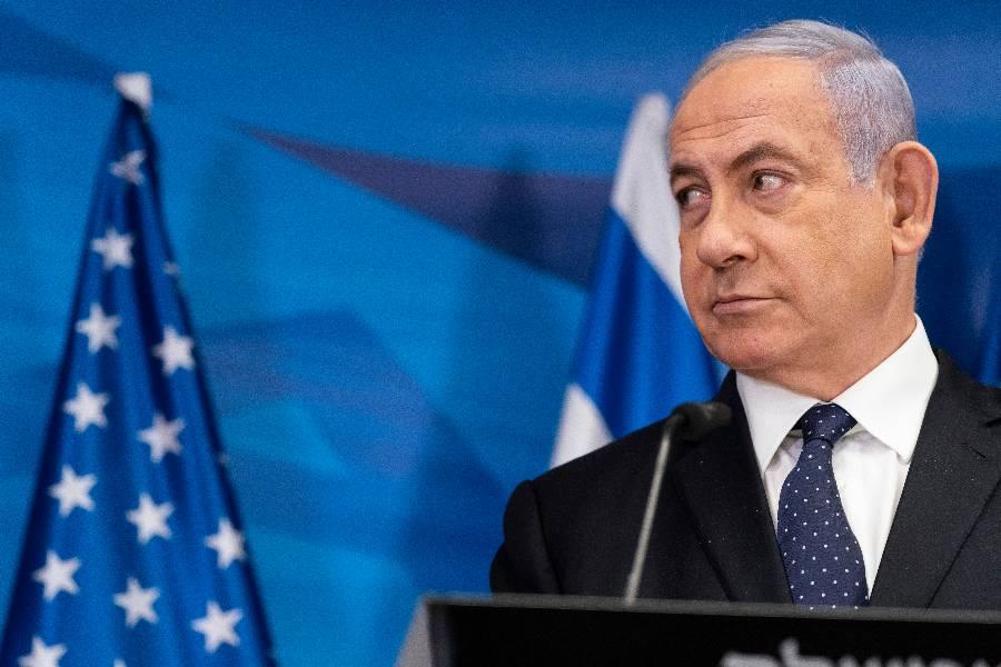 <p>Биньямин Нетаньяху. Фото © ТАСС / AP</p>