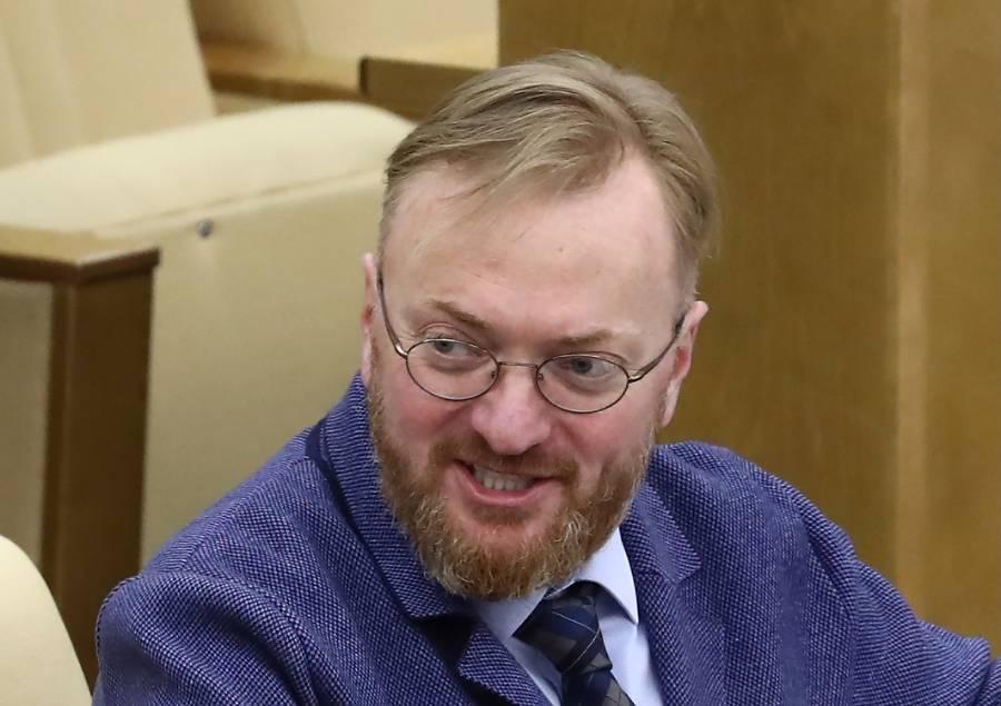 <p>Виталий Милонов. Фото © ТАСС / Антон Новодережкин</p>