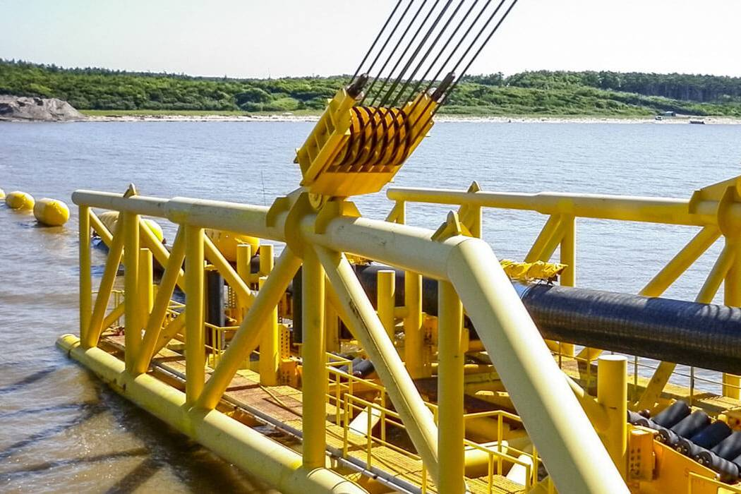 Дания отозвала разрешение на строительство конкурента Северного потока  2