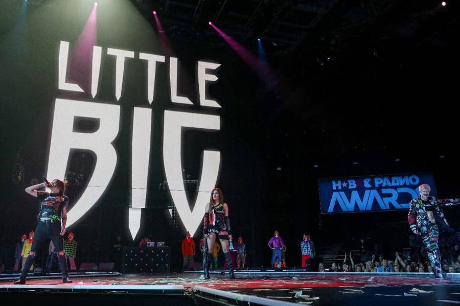 Группа Little Big. Фото © ТАСС / Михаил Терещенко