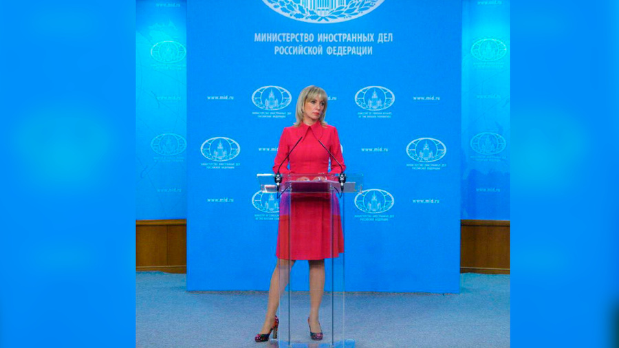 "<p>Фото © Facebook / <a href=""https://www.facebook.com/maria.zakharova.167?__tn__=-UC*F"" target=""_blank"" rel=""noopener noreferrer"">Мария Захарова</a></p>"