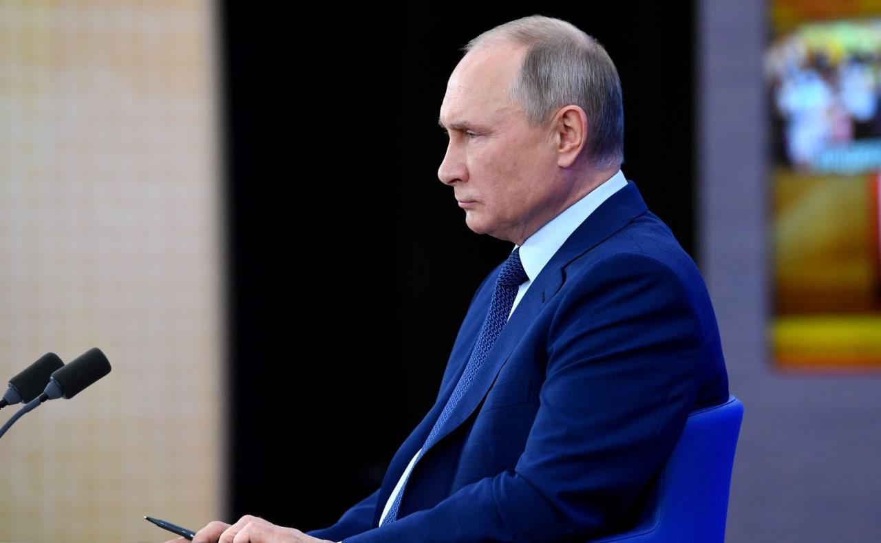 Припёрлись к нашим границам: Путин прокомментировал учения Sea Breeze на Украине с участием стран НАТО