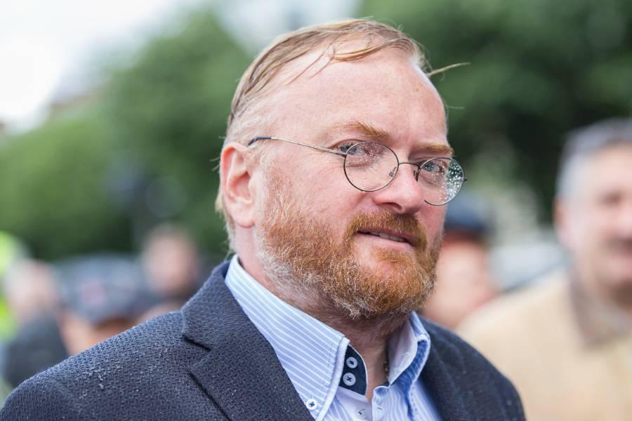 <p>Виталий Милонов. Фото © ТАСС / Алексей Смышляев</p>