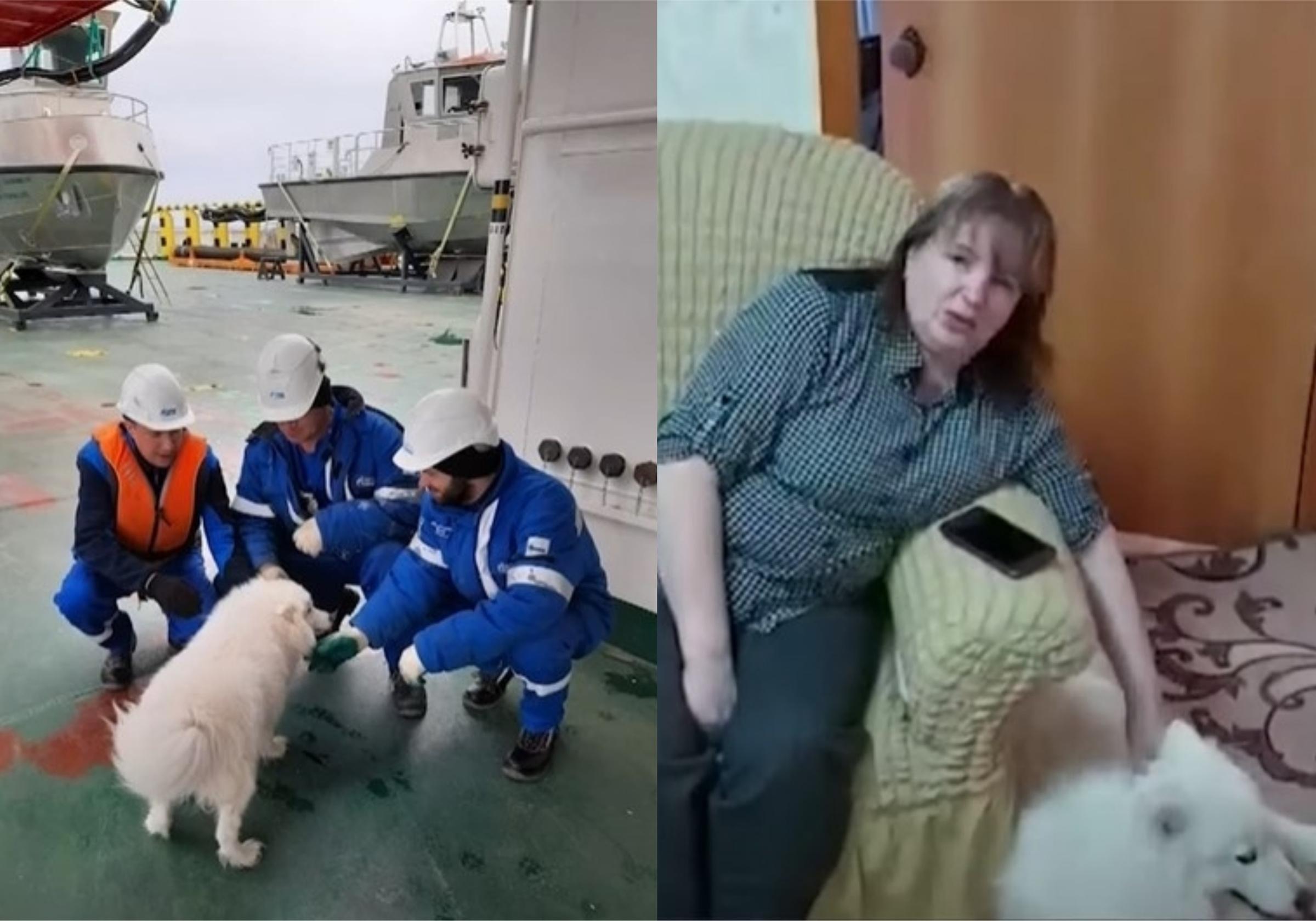 "Фото © YouTube / ""Время Ямала"""