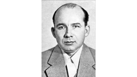 Пётр Попов. Фото © Wikipedia