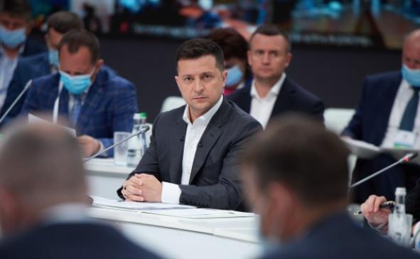 """<p>Фото © <a href=""""https://www.president.gov.ua/ru"""" target=""""_blank"""" rel=""""noopener noreferrer"""">Официальный сайт президента Украины</a></p>"""