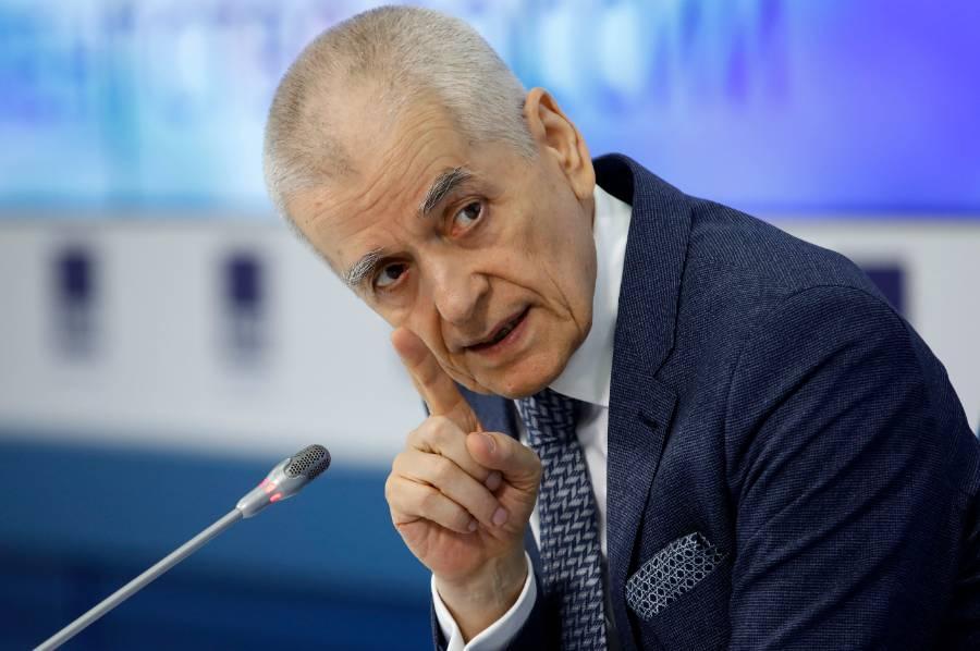 <p>Геннадий Онищенко. Фото © ТАСС / Михаил Почуев</p>