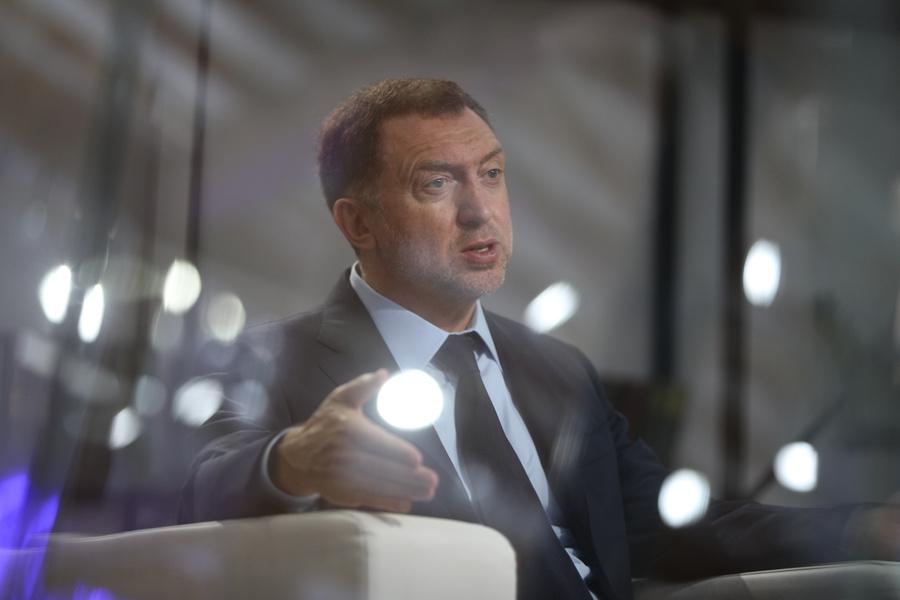 <p>Олег Дерипаска. Фото © RBC / TASS / Владислав Шатило</p>