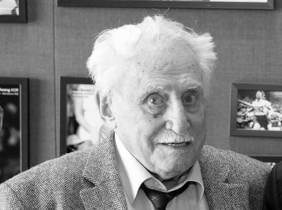 В Германии на 99-м году жизни скончался ветеран ВОВ Давид Душман