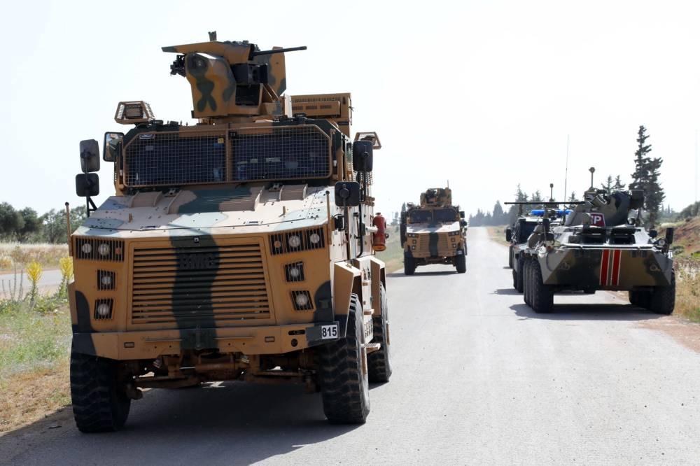 В Сирии один человек погиб при нападении боевиков, ответным огнём уничтожено 70