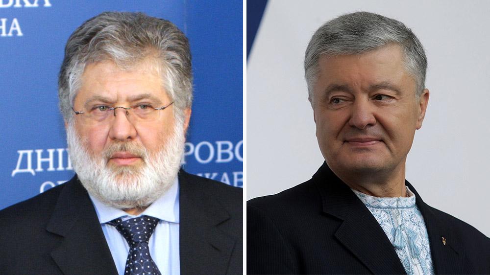 Коломойского и Порошенко пригрозили включить в реестр олигархов Украины