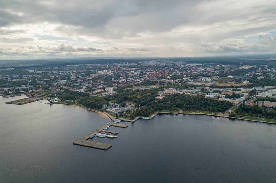 <p>Петрозаводск. Фото © ТАСС / Игорь Подгорный</p>