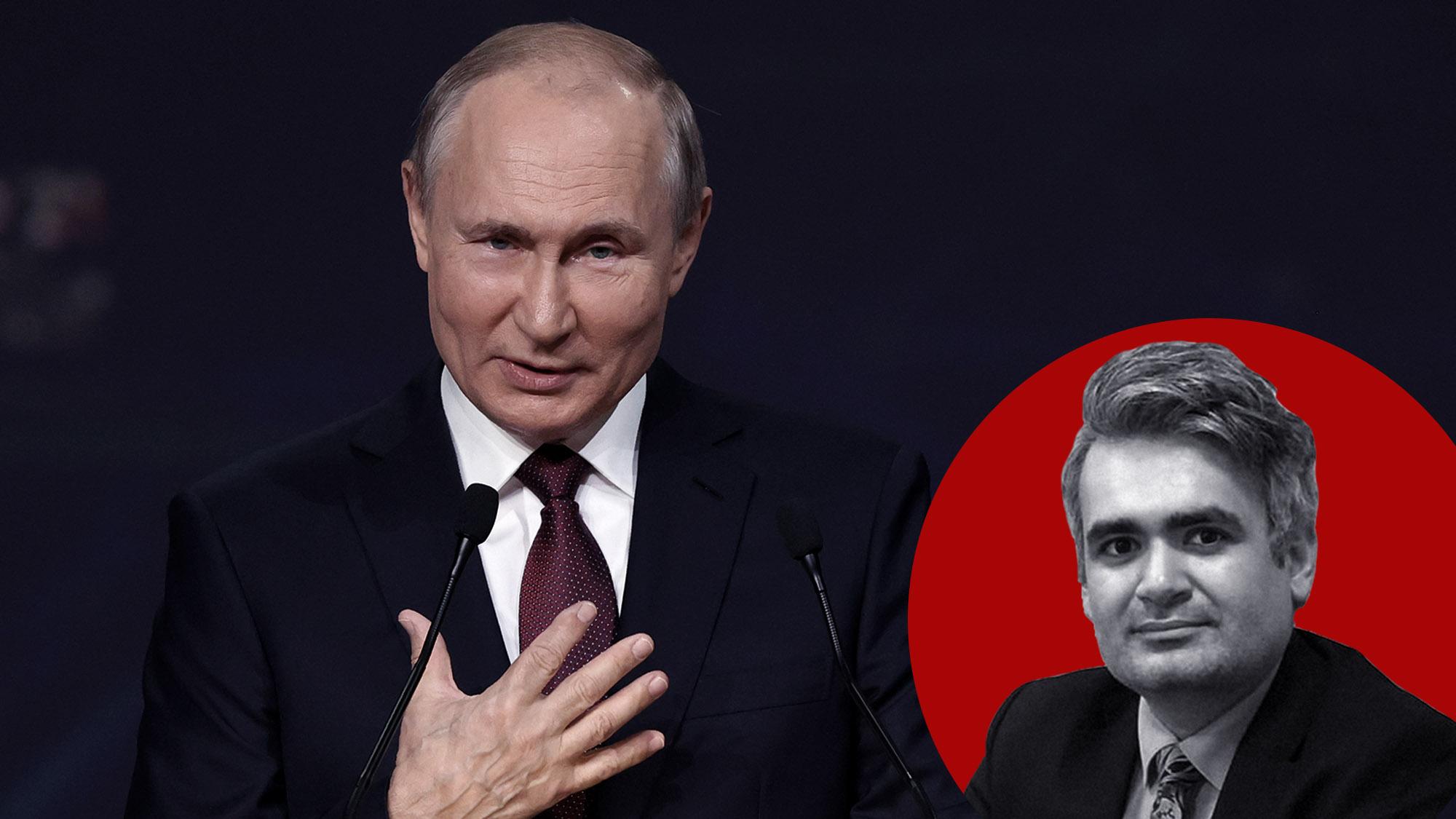 Лихой поворот: что пишут западные СМИ про слова Путина о Северном Потоке-2