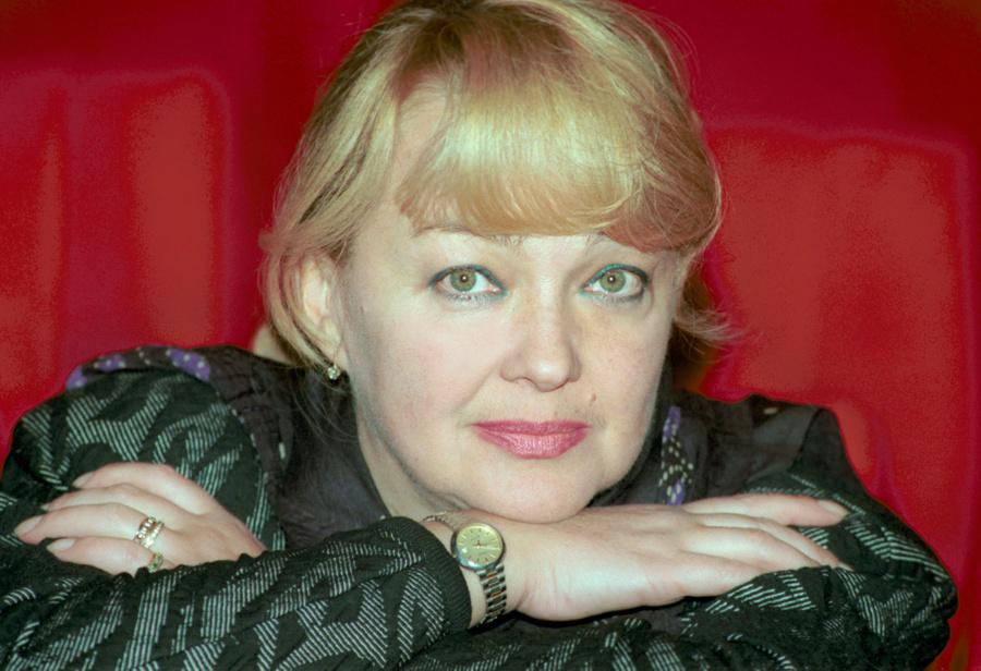 <p>Наталья Гвоздикова. Фото © ТАСС / Валентин Кузьмин</p>
