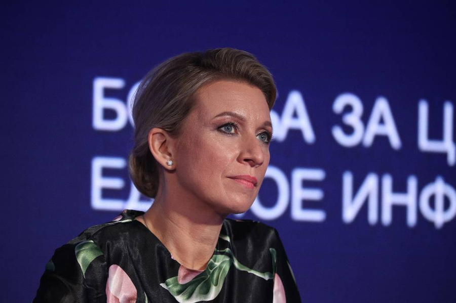 <p>Мария Захарова. Фото © ТАСС / RBC</p>