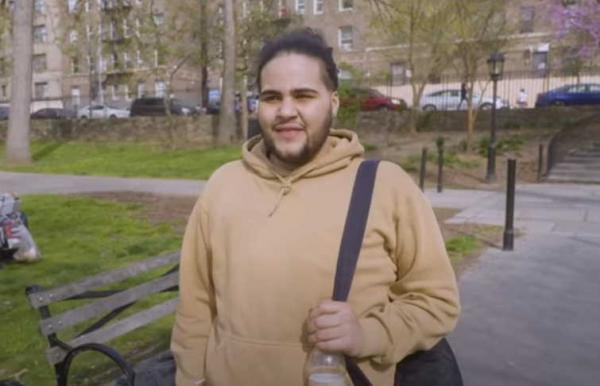 "<p>27-летний Нино, который не подозревал о беременности. Фото © Ютуб-канал <a href=""https://www.youtube.com/channel/UCfwx98Wty7LhdlkxL5PZyLA"" target=""_blank"" rel=""noopener noreferrer"">Truly</a></p>"