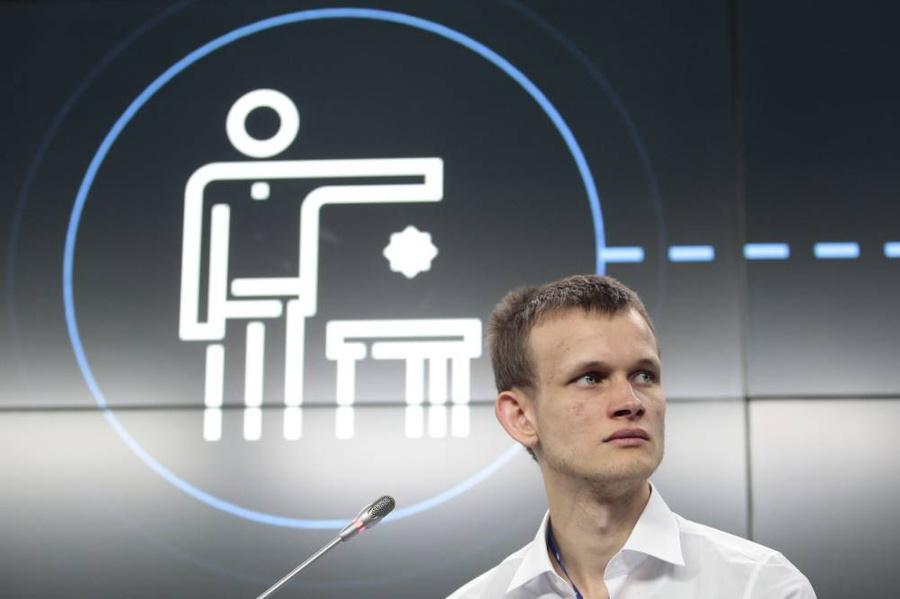 Основатель Ethereum Виталик Бутерин. Фото © ТАСС / Владислав Шатило