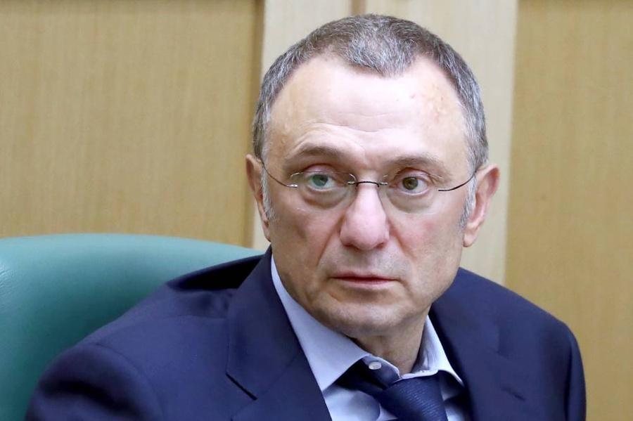 Сулейман Керимов. Фото © ТАСС / Красильников Станислав