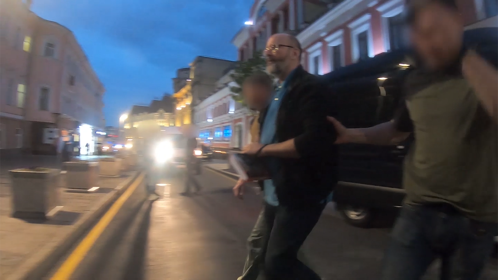 ФСБ опубликовала видео задержания агента спецслужб Украины